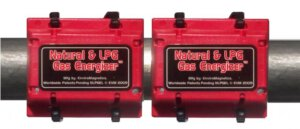 Home Natural Gas - Propane Magnetic Fuel Saver